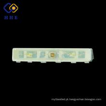 O tamanho pequeno SMD da Lado-vista conduziu o diodo emissor de luz de 020 SMD RGB