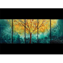 Hand Painted Landscape Canvas Oil Painting