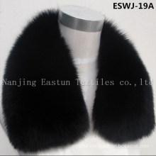 Natural Fox Scarf Eswj-19A