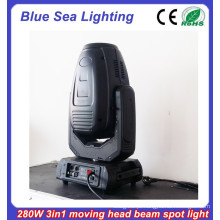 2015 Novo 10R 280w 3in1 cabeça movendo iluminação de palco