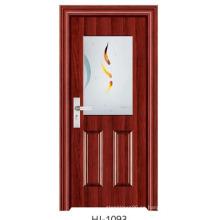 Puerta del dormitorio de la puerta de vidrio (FD-1093)