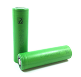 flashlight on phone battery 18650 battery Sony vtc5a