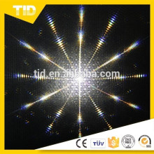 NUEVO arrivel lámina de plástico led lámpara de iluminación partido LED lámpara giratoria lámpara de luz ambiente led