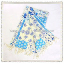 Pashmina-Schal aus Wolle / Schal aus reiner Wolle