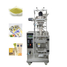 Stainless Steel Automatic Various Weight 10g 100g Milk Coffee Washing Small Powder Sachet Packing Packaging Machine