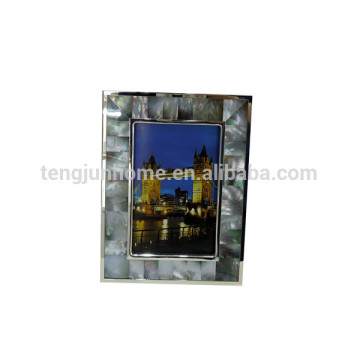 CBM-SPF46 Black Mother of Pearl Photo Frame for Home Decoration