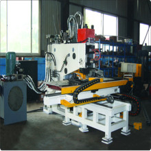 CNC Plate Steel Punching Machine