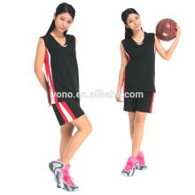sublimación baloncesto nuevo modelo jersey precio barato en blanco diseño de venta caliente
