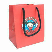 Eco-friendly Kraft Paper Bag, Suitable for Promotional and Gift Purposes, OEM Orders are Welcome
