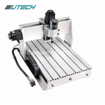 Mini router CNC 3040 Router in metallo