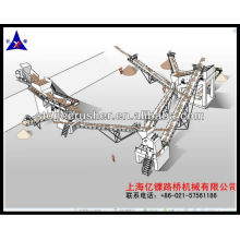 Stone Production Line,stone crusher plant,stone crushing plant