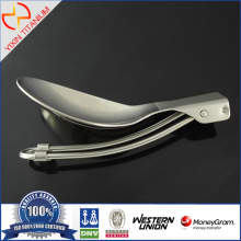 Top Grade Titanium Foldable Spoons for clambing