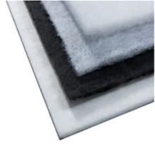 Tela filtrante industrial no tejida