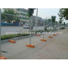 Metal fabricante de cercas temporárias móveis