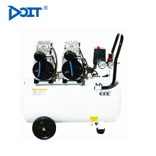 Compressor de ar isento de óleo silencioso DT 600H-50