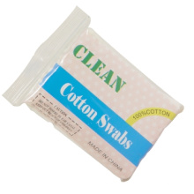 Colle bâton cotons-tiges (50PCS/plastique sacs)