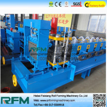 FX automático de metal ridge cap fabricación de la línea de producción de máquinas