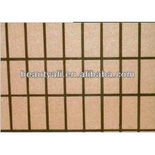 Concreto usado adesivo para telhas, mármores, pedras