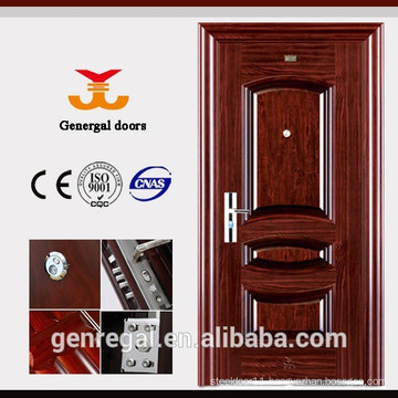 China New Design Best Price safety hollow metal doors