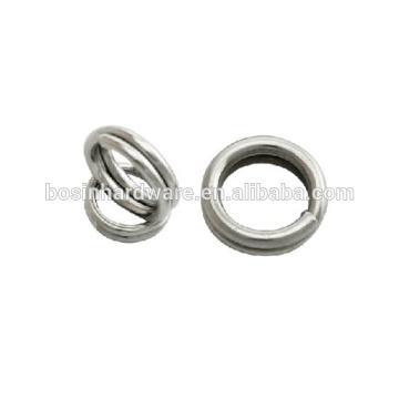 Fashion High Quality Metal Big Stainless Steel Fishing Split Ring