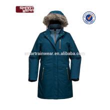 OEM-Service europäischen neuesten Design Männer Frauen gepolsterte Jacke Mantel für Männer Frauen