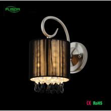 Lampe / lampe murale de qualité supérieure en tissu de style européen