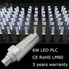 PL 6W Led retrofit lâmpada