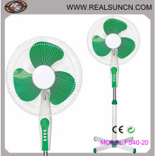 "Electric Fan 16"" Plastic Stand Fan with PP Blade- Fs40-20"