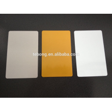 Manufacturers of White Dye Sublimation Blank Metal 650x400mm