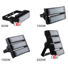 High Quality Bridgelux Metal Halide Aluminum 150W LED Tunnel Lighting