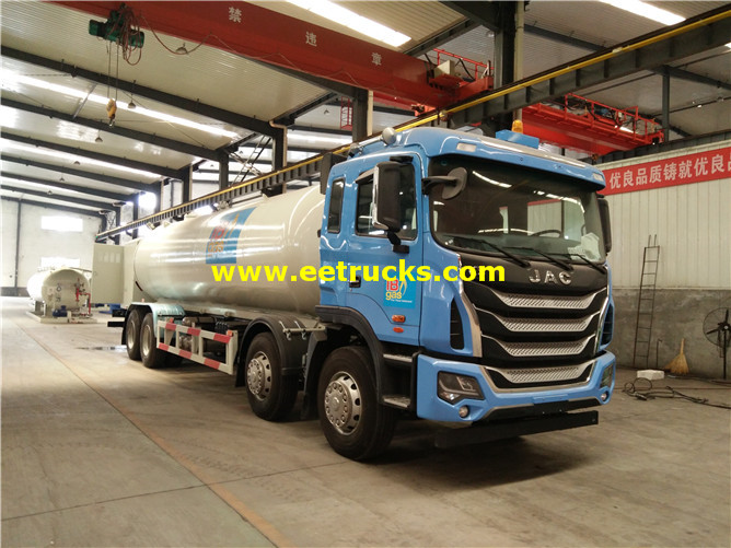 25cbm LPG Tank Truck with Pump