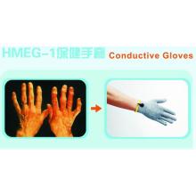 Uso de guantes conductores con dispositivo Tens / EMS para aliviar el dolor