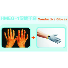 Conductive Gloves Use with Tens/EMS Device for Pain Relief