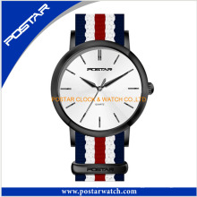 2016 Dw Reloj unisex superventas del deporte del regalo del acero inoxidable del diseño clásico