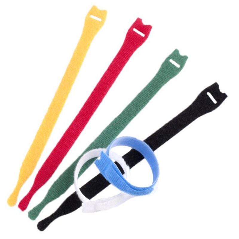 double sided Velcro cable tie