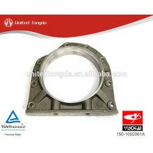 YUCHAI motor YC6G sello de aceite del cigüeñal 150-1002061A
