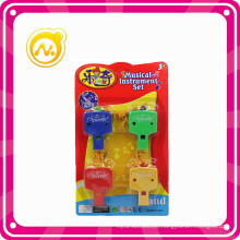 Hottest New Kids Plastic Mini Game Funny Whistle Toys