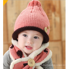Boy Woolen Fashion Winter Hat