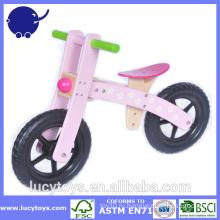 Деревянный велосипед для детей