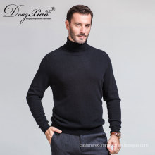 Promotional Handmade High Neck Wool Sweater Design With Colorful Selection