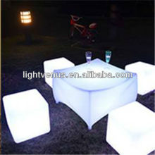 multi color changing Newly-developed 50 meters remote control factory direct multi color changing waterproof outdoor table