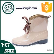 bottes de pluie imperméables bottes de gomme de pluie