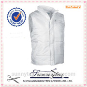 Sunnytex Apparel Wholesale Mens Winter Padded Working Vest