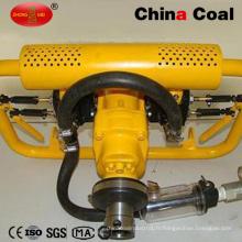 Machine pneumatique portative tenue dans la main de plate-forme de forage de soutien d'armature d'armature