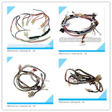 Fabrication de boîtiers de câblage pour climatiseurs à connecteur électrique Molex