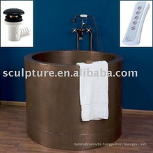 baby copper bathtub for home and hotel/bathtub for sale