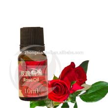 Coffret cadeau personnalisé à imprimer à l'huile essentielle de rose