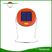 Lámpara de lectura solar Linterna portátil LED Mesa de escritorio Luz para deportes al aire libre Acampar Senderismo