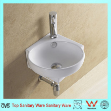 Hot Sales Triangle Wall Hung Art Basin