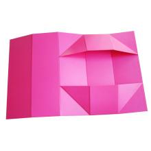 Caja plegable para facilitar el plegado en el envío